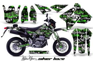 AMR STICKER GRAPHICS KIT SUZUKI DRZ 400 SM DRZ400SM SM