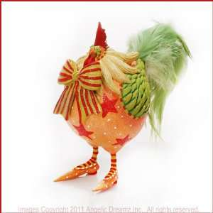 Brewster Krinkles, DONALD ROOSTER EXCLUSIVE ORNAMENT Home & Kitchen