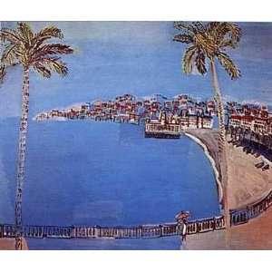 Raoul Dufy   Bay Of Angels