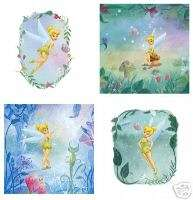 Tinkerbell 4 pack #12 T shirt Iron on transfer