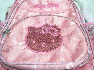 Cute HelloKitty Rucksack Backpack School girl bag CASE HELLO kt