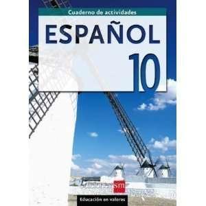 10 (Mundo Para Todos, Cuaderno) (9781934801116) Ediciones SM Books