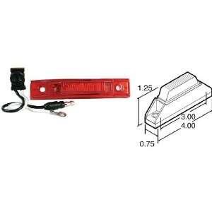 Truck Lite Model 35 Marker & Clearance LED Red 35001R