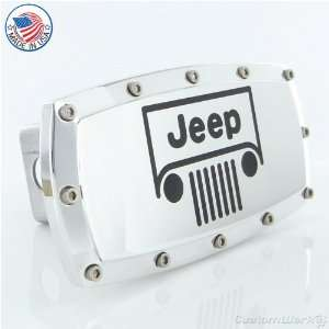 Jeep Tow Hitch Cover Automotive