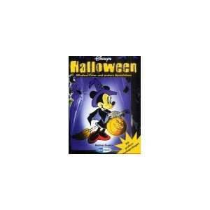 Disneys Halloween. Window Color. Spiel  und Bastelideen