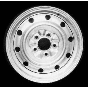 94 CHRYSLER LHS STEEL WHEEL RH (PASSENGER SIDE) RIM 15 INCH, Diameter