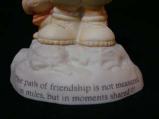 The Path Of Friendship Is Not Measured In Miles, But in Moments Shared