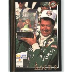 1992 Maxx Black Racing Card # 272 Harry Gant YR   NASCAR