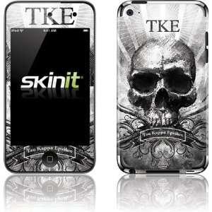 Tau Kappa Epsilon Skull & Cross Bones skin for iPod Touch