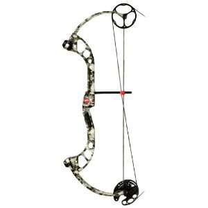 PSE Chaos One Compound Bow Skulz Camo / Left Hand: Sports