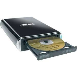 Mad Dog Multimedia MD20XTLE External DVD Drive Electronics