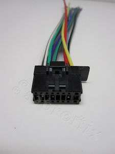 2010 PIONEER WIRE HARNESS DEH 2200UB DEH 1300MP