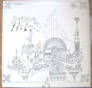 PINK FLOYD  GERMAN LP  RELICS