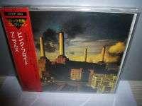 PINK FLOYD ANIMALS JAPAN CD OBI 3200yen 32DP 1ST PRESS