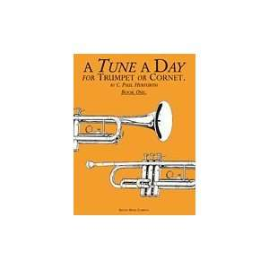 A Tune a Day   Cornet or Trumpet Book 1 Sports & Outdoors