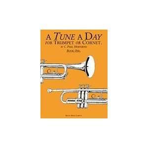 A Tune a Day   Cornet or Trumpet Book 1