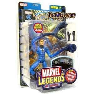 Marvel Legends Series 5 Action Figure Mr. Fantastic