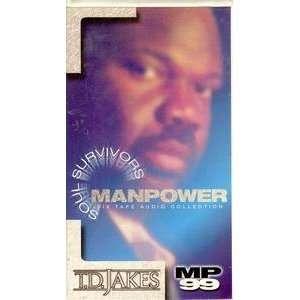 Manpower Soul Survivors [Six Audio Tapes] (MP99) Books