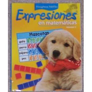 Math Expressions, Grade K Consumable Houghton Mifflin