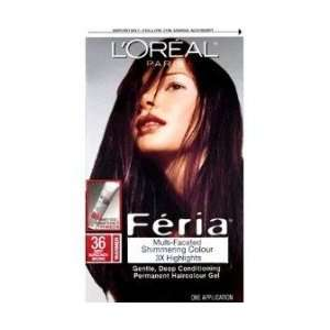 Loreal Feria Multi Faceted Shimmering Permanent Hair color