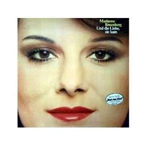 Und die Liebe, sie kam (1979) [Vinyl] Marianne Rosenberg