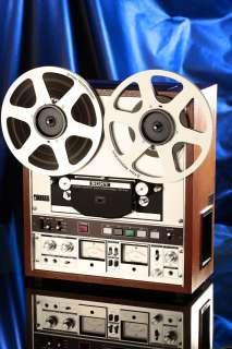 Sony TC 850 Hi Fidelity Reel To Reel Tape Deck Player TC850 10.5
