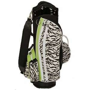 Sassy Caddy Zippy Ladies Golf Bag:  Sports & Outdoors