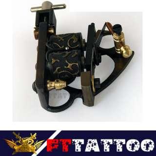 Custom Pro Handmade Tattoo machine Shader Gun Fttattoo