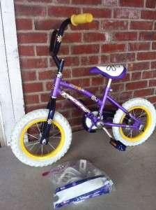 Pacific Daisy Girls Bike 12 Wheels Purple Local Pick up Reading PA