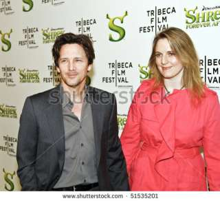 New York   April 21 Actor Andrew Mccarthy And Dolores Rice Attend The