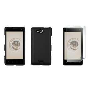 LG Lucid 4G (Verizon) Premium Combo Pack   Black