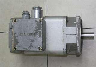 SIEMENS permanent magnet motor 1FT5072 0AF01 0 Z