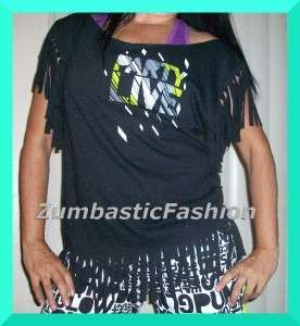 Party Live ★★T Shirt Tank Top ★Customized★Fringes★