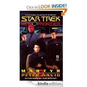Martyr (Star Trek) Peter David  Kindle Store