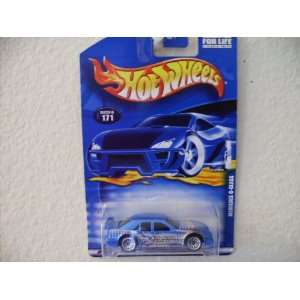 Hot Wheels Mercedes C class 2001 Hot Wheels #171 Wire Spoke Wheels[toy