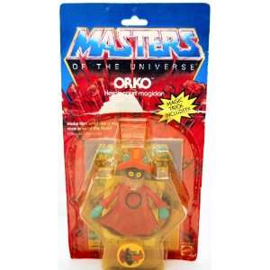 Orko Action Figure   Mattel   5.5 in   RARE   Mint   Collectible Toys