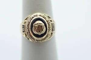 1952 Notre Dame High School Ring