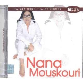 La Mas Completa Coleccion Nana Mouskouri