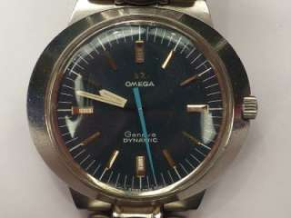 STUNNING VINTAGE OMEGA GENEVE DYNAMIC MANUAL WIND GENTS WATCH