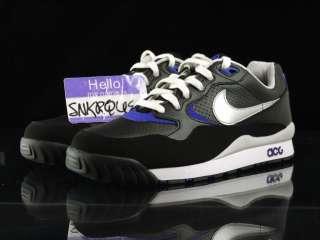 377757 007 Nike ACG Air Wildwood LE Blck SZ 7.5 14