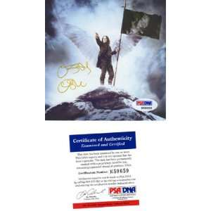 Ozzy Osbourne Autographed Signed Scream CD Cover PSA/DNA
