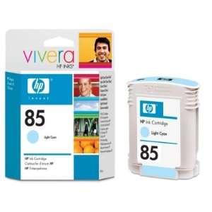 HEWLETT PACKARD  HP 85 light cyan ink cartridge for HP De