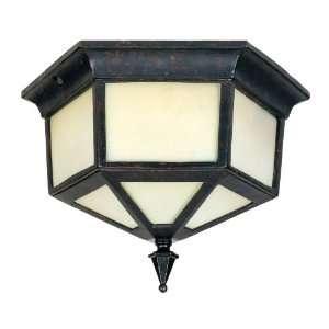 Savoy House 5 7607 ES 2 Radcliffe Energy Smart 1 Light Flush Mount in