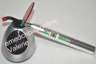 NEW Dental Wireless Curing Light Lamp 1500mw Resin Dryer VALUE