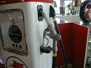 REPRODUCTION MOBIL GAS PUMP, GREAT COLLECTORS ITEM
