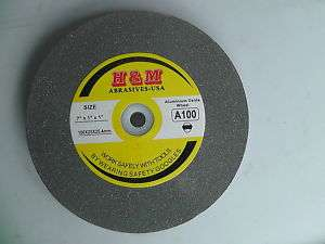 Vitrified GRINDING WHEEL 7x1x1 A46 Bench Grinder