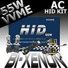 55W XENON HID HEADLIGHT KIT 9003 9005 9004 H1 H3 H4 H8