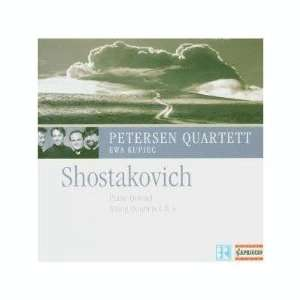 Shostakovich Piano Quintet; String Quartets 1 & 4 Dmitry