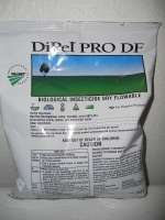 DIPEL PRO DF  NATURAL & BIOLOGICAL INSECTICIDE  Bacillus thuringiensis