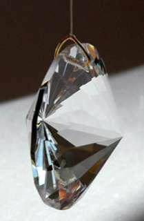 Round 40mm Austrian Crystal Prism SunCatcher Free Ship